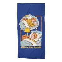 Achieve Your Dreams - beach-towel - small view