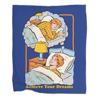 Achieve Your Dreams - blanket - small view