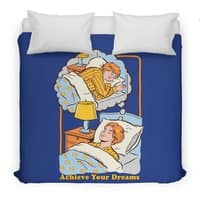 Achieve Your Dreams - duvet-cover - small view