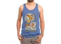 Achieve Your Dreams - mens-triblend-tank - small view