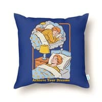 Achieve Your Dreams - throw-pillow - small view