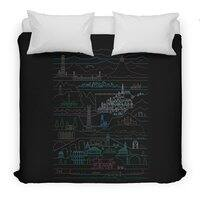 Epic Story Line - duvet-cover - small view