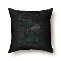 Epic Story Line - throw-pillow - small view