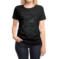 Epic Story Line - womens-regular-tee - small view