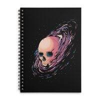 Cosmic Death - spiral-notebook - small view