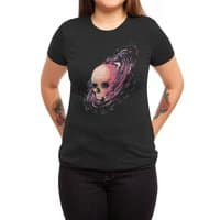 Cosmic Death - womens-triblend-tee - small view