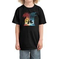 Book of Fire and Ice - kids-tee - small view