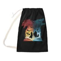 Book of Fire and Ice - laundry-bag - small view