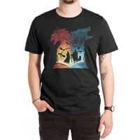 Book of Fire and Ice - mens-extra-soft-tee - small view