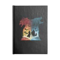 Book of Fire and Ice - notebook - small view
