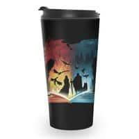 Book of Fire and Ice - travel-mug - small view