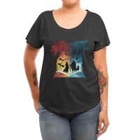 Book of Fire and Ice - womens-dolman - small view
