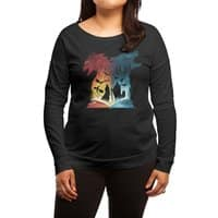 Book of Fire and Ice - womens-long-sleeve-terry-scoop - small view