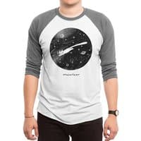 Meowteor - triblend-34-sleeve-raglan-tee - small view
