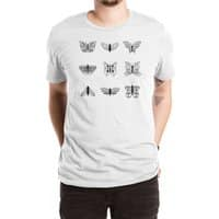 wright's butterflies  - mens-extra-soft-tee - small view