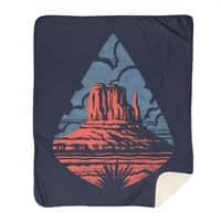 Monument Valley - blanket - small view