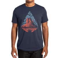 Monument Valley - mens-extra-soft-tee - small view