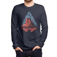 Monument Valley - mens-long-sleeve-tee - small view