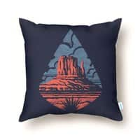 Monument Valley - throw-pillow - small view