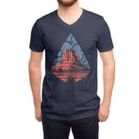 Monument Valley - vneck - small view