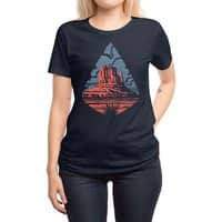 Monument Valley - womens-regular-tee - small view