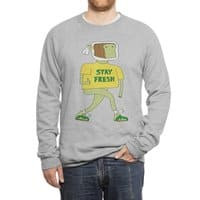 Stay Fresh - crew-sweatshirt - small view