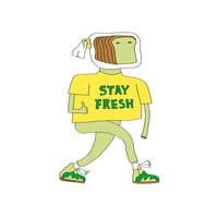 Stay Fresh - small view