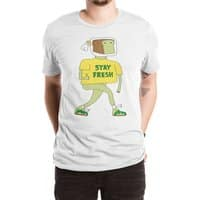 Stay Fresh - mens-extra-soft-tee - small view