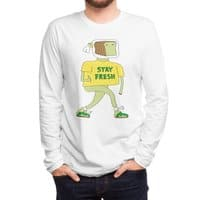 Stay Fresh - mens-long-sleeve-tee - small view
