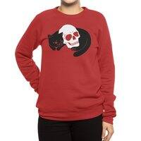Spooky Cat - crew-sweatshirt - small view