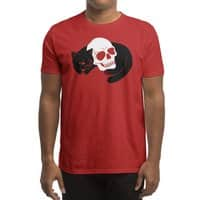 Spooky Cat - mens-regular-tee - small view
