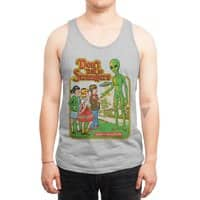 Don't Talk to Strangers - mens-jersey-tank - small view
