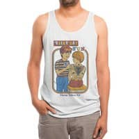 Rainy Day Fun - mens-triblend-tank - small view