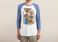 Rainy Day Fun - triblend-34-sleeve-raglan-tee - small view