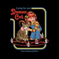 Caring for Your Demon Cat - small view