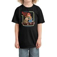 Caring for Your Demon Cat - kids-tee - small view