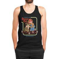 Caring for Your Demon Cat - mens-jersey-tank - small view