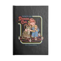 Caring for Your Demon Cat - notebook - small view