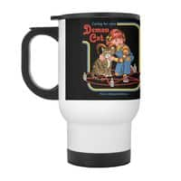 Caring for Your Demon Cat - travel-mug-with-handle - small view