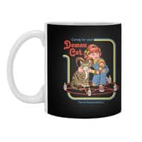 Caring for Your Demon Cat - white-mug - small view
