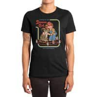 Caring for Your Demon Cat - womens-extra-soft-tee - small view