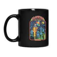 Clowns Are Funny - black-mug - small view