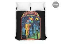 Clowns Are Funny - duvet-cover - small view