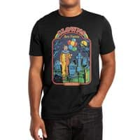 Clowns Are Funny - mens-extra-soft-tee - small view