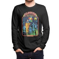 Clowns Are Funny - mens-long-sleeve-tee - small view