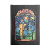 Clowns Are Funny - notebook - small view