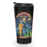 Clowns Are Funny - travel-mug - small view