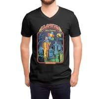 Clowns Are Funny - vneck - small view