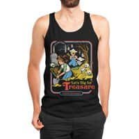 Let's Dig for Treasure - mens-jersey-tank - small view