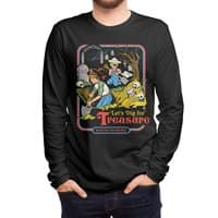 Let's Dig for Treasure - mens-long-sleeve-tee - small view